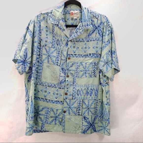 488b1b92 Hilo Hattie Shirts   Vintage Elvis Presley Aloha Shirt   Poshmark